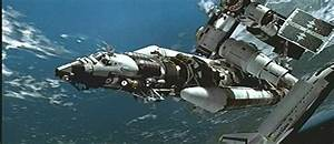 Deep Impact Comet Spaceship called Messiah next to Space ...