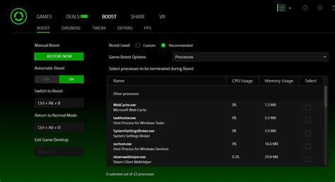 Best Game Booster Software List Gamesworld