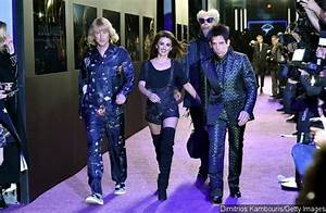 'Zoolander 2' Cast and Real Supermodels Turn N.Y. Premiere ...