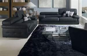 salon chateau d39ax 25 photos With tapis de gym avec canape d angle cuir relax pas cher