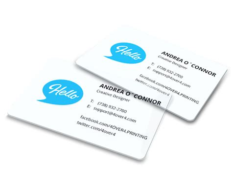 plastic business cards  images business card template