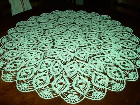 trouver modele napperon au crochet gratuit