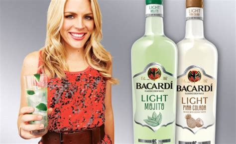 Bacardi Introduces New Line Of Pre-mixed, Low-calorie Rum