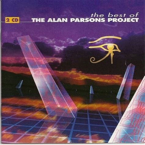 Best Alan Parsons Project Album by The Best Of By The Alan Parsons Project Cd X 2 With