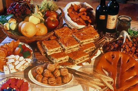 day 3 the great supper thirteen desserts of provence why d you eat that