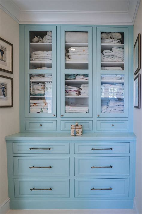 custom kitchen  turquoise cabinets home bunch