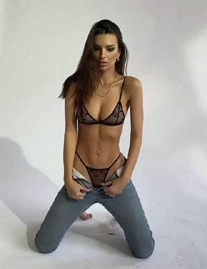 Emily Ratajkowski Imgur Thiswebsiterules Jeans Milf Classic