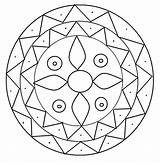 Rangoli Coloring Printable Pages Patterns Designs Sheets Pattern Templates Template Mosaic Bestcoloringpagesforkids Colouring Simple Printables Beginner Yahoo Getdrawings Drawing Indian sketch template