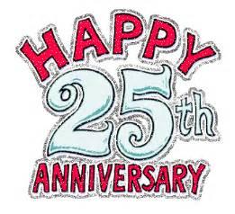 25 wedding anniversary never growing happy 25th wedding anniversary