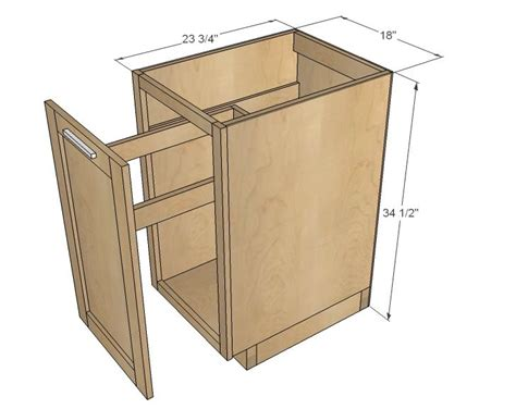 kitchen cabinet pull out shelf plans 1000 ideas about kitchen base cabinets on pinterest