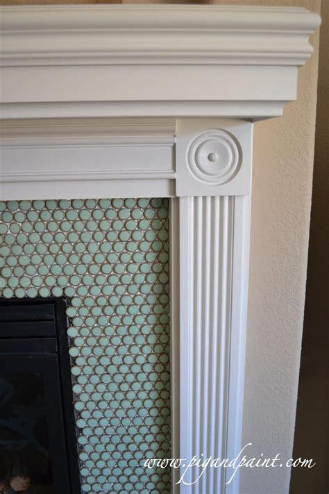 finish   tile fireplace    google