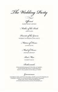 wedding ceremony order monogram wedding ceremony program exles wedding directories order of service church