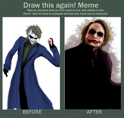 Joker Meme - best joker drawings