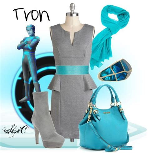 Tron Inspired Outfit (With images)   Outfit inspirations