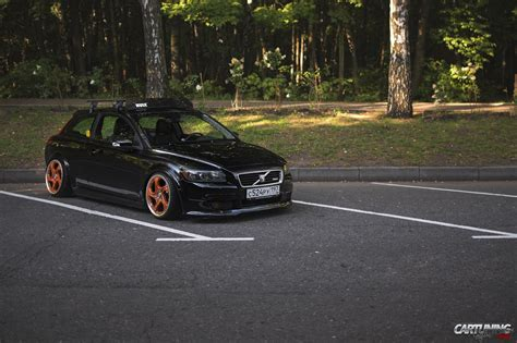 Volvo C30 Tuning by Stanced Volvo C30