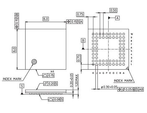 bgalfbgatfbga lsi package lapis semiconductor