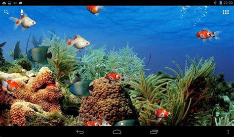 Animated Aquarium Wallpaper For Android - aquarium live wallpaper free android live wallpaper