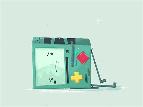 4 Shades Of Bmo By Kirk! Wallace