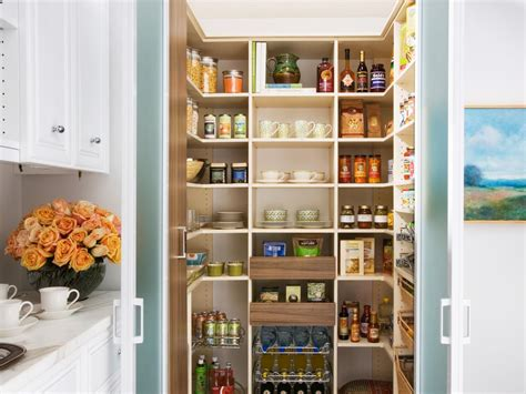 Pantry Cabinet Design Ideas by Pantry Cabinet Plans Pictures Ideas Tips From Hgtv Hgtv