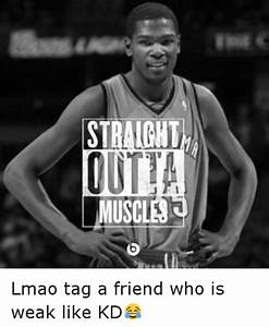 STRAIGHT OUTTA MUSCLES Lmao Tag a Friend Who Is Weak Like ...