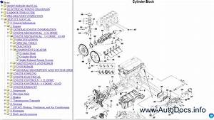 Chevrolet Aveo Service Manual 2009