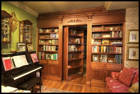 Bookcase Doors Doors by 15 Secret Doors Disguised As Bookshelves That You Can Add