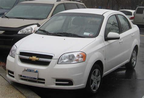 File2nd Chevrolet Aveo Sedanjpg Wikipedia
