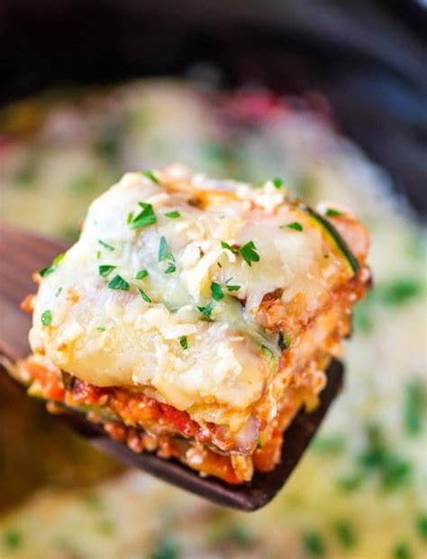 During last 10 minutes of cooking add evaporated milk and cheese. 7 Easy Low Carb Crock Pot Recipes (Healthy & High Protein) - MasalaBody.com