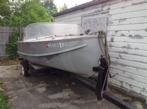 Boat Trailer Tires For Sale Craigslist by 14ft 1959 Aerocraft Jd 15 Aerocraft Boats