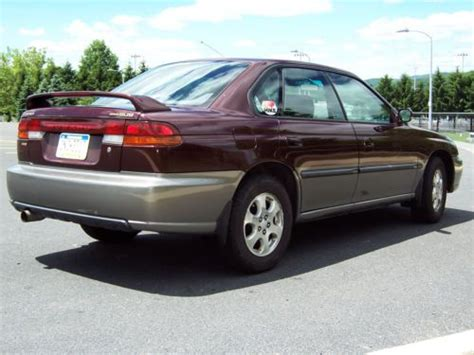 Buy Used 1999 Subaru Legacy Outback Sport Utility Sedan