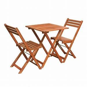 Table Et Chaise Balcon : set balcon cagliari achat vente salon de jardin set balcon cagliari cdiscount ~ Teatrodelosmanantiales.com Idées de Décoration