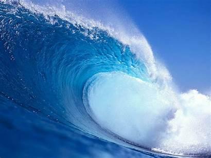 Wave Wallpapers Waves Backgrounds Desktop Ocean Iphone