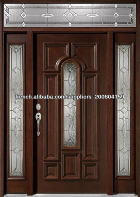 porte des chambres en bois porte bois exterieur pas cher