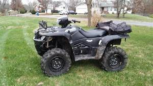 2007 Suzuki 700 Kingquad Motorcycles For Sale