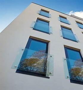 Bodentiefe Fenster Mit Festem Unterteil : glasgelaender de ganzglasgel nder glasklemmhalter edelstahlgel nder vsg esg ~ Watch28wear.com Haus und Dekorationen