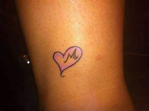 Letter M Tattoo Designs and Meanings - Tattoo Me Now