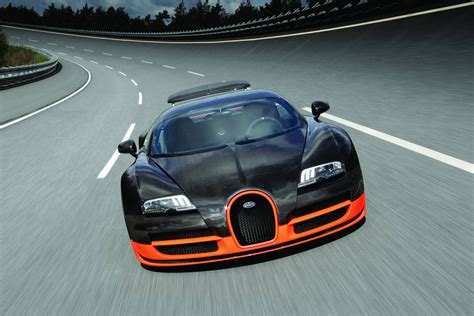 Bugatti Working On New Veyron With 1600hp