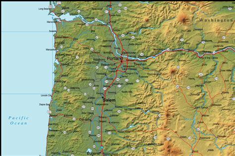 edi pentol oregon county map oregon