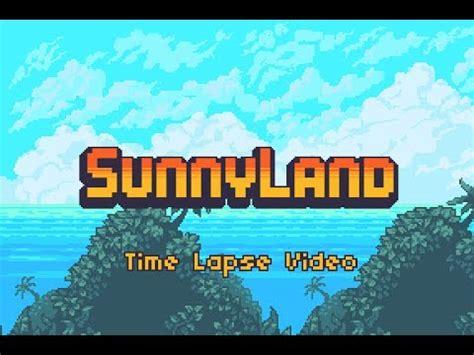 Sunny Land - 2D Platform Pixel Art Pack - YouTube