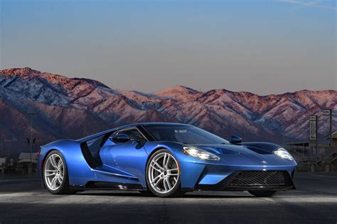 The New Ford Gt 2017 2017 ford gt review gtspirit