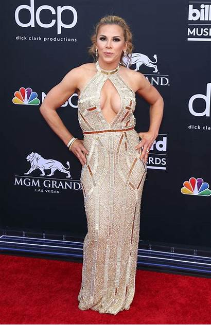 Mickie James Awards Billboard Vegas Las Mgm
