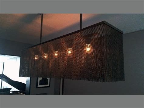 custom made l shades nyc new york residential custom pendant fixture trans