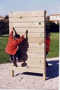 les 25 meilleures idees concernant mur d39escalade sur With idee de cloture exterieur 14 jeux denfants dans le jardin creez un espace adapte