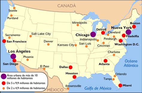 Los 50 Estados de Estados Unidos - TurismoEEUU
