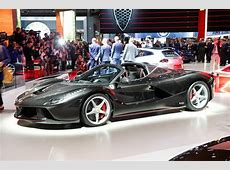 Ferrari special edition models launched for 70th