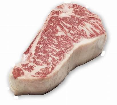 Meat Beef Steak Loin Cuts Short York