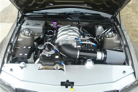 custom engine compartment the mustang source ford mustang forums