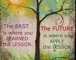 Free Wallpaper Dekstop: Past future quotes, past and ...