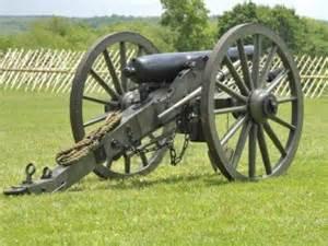 Civil War Artillery Cannon