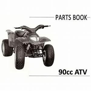 Adly  Blazer  90cc Parts Manual